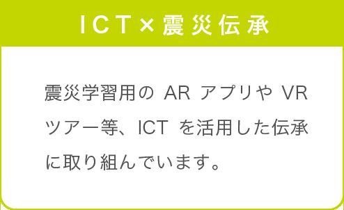 ICT×震災伝承